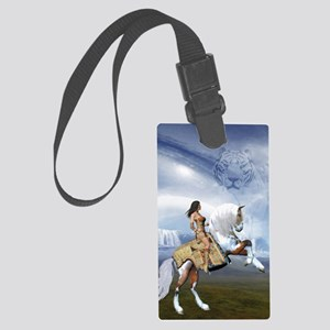 dl_84_curtains_835_H_F Large Luggage Tag