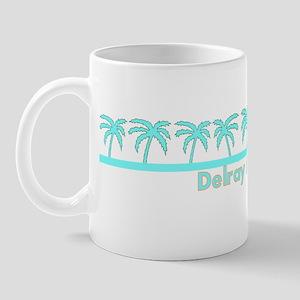 Delray Beach, Florida Mug