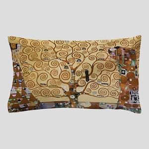 Gustav Klimt Tree Of Life Pillow Case