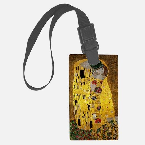 Gustav Klimt The Kiss Luggage Tag