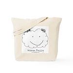 Warm Fuzzy Tote Bag