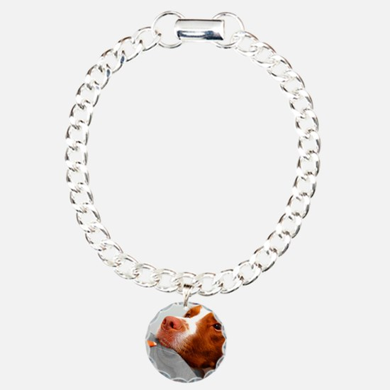 Candy corn dog Bracelet