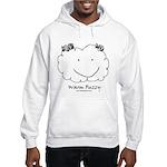 Warm Fuzzy Hooded Sweatshirt