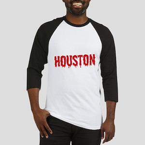 Houston Football Baseball Jersey