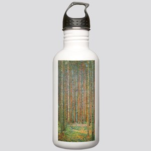 Gustav Klimt Pine Fore Stainless Water Bottle 1.0L