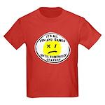 Fun & Games Kids Dark T-Shirt