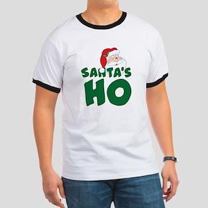 Santa's Ho Ringer T