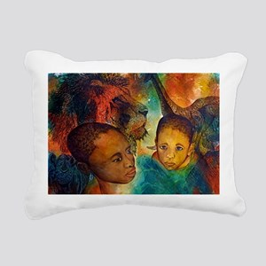 NEW!! INNER STRENGTH Rectangular Canvas Pillow