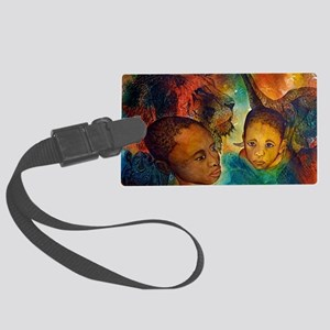 NEW!! INNER STRENGTH Large Luggage Tag