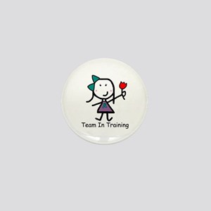 Girl & TNT 2 Mini Button