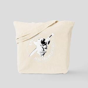 Monster Hunting Tote Bag