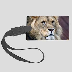 Lion Shoulder Bag Large Luggage Tag