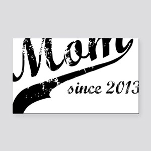 mom13 Rectangle Car Magnet