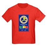 Terroe Alert Kids Dark T-Shirt