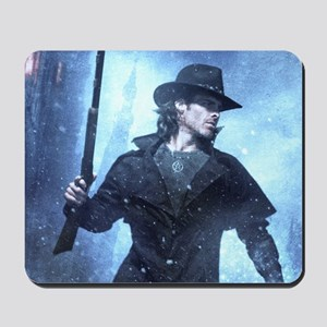 Cold Days Mousepad
