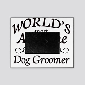 dog groomer Picture Frame