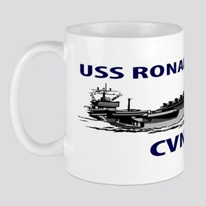 USS RONALD REAGAN CVN 76 Mug