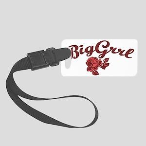 big-grrl-LTT Small Luggage Tag