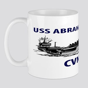 USS ABRAHAM LINCOLN CVN-72 Mug