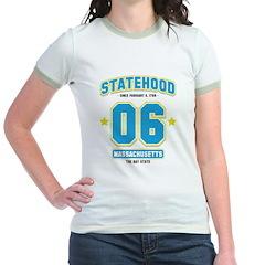 Statehood Massachusetts T