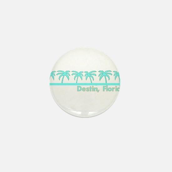 Destin, Florida Mini Button