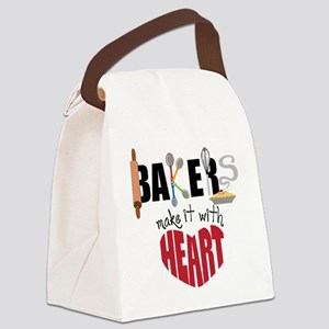 Bakers Canvas Lunch Bag
