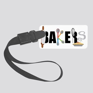 Bakers Small Luggage Tag