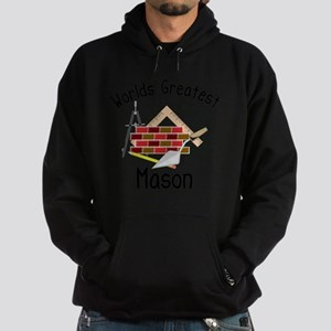 Worlds Greatest Mason Hoodie (dark)
