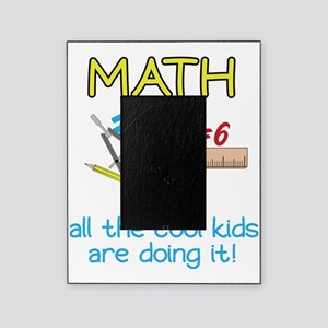 Math Picture Frame