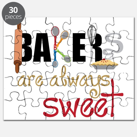 Bakers Are Always Sweet Puzzle