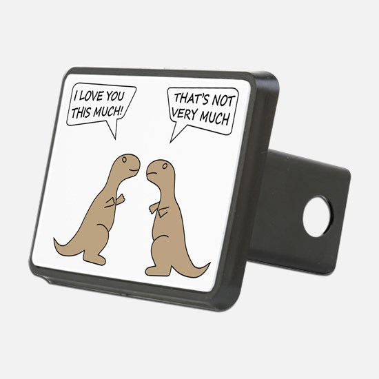 T-Rex Feelings, Hilarious Hitch Cover