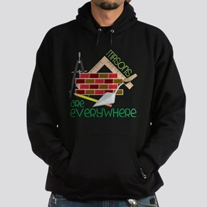 Masons Are Everywhere Hoodie (dark)