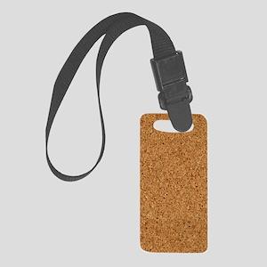 Cool Chic Cork Designer Small Luggage Tag