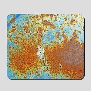 Rust Texture Mousepad