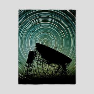 Jodrell bank radio telescope Twin Duvet