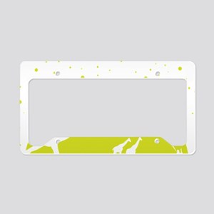 Noahs Ark Humor License Plate Holder