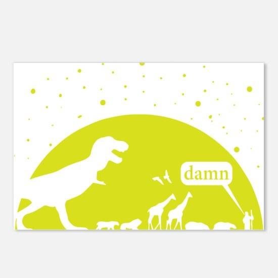 Noahs Ark Humor Postcards (Package of 8)