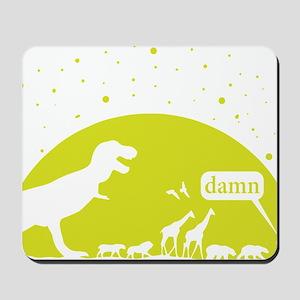 Noahs Ark Humor Mousepad
