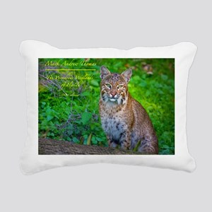 Calendar Cover Rectangular Canvas Pillow