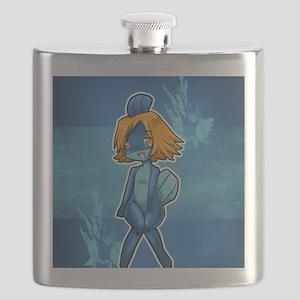 Ginjika Mudkip Blue Flask
