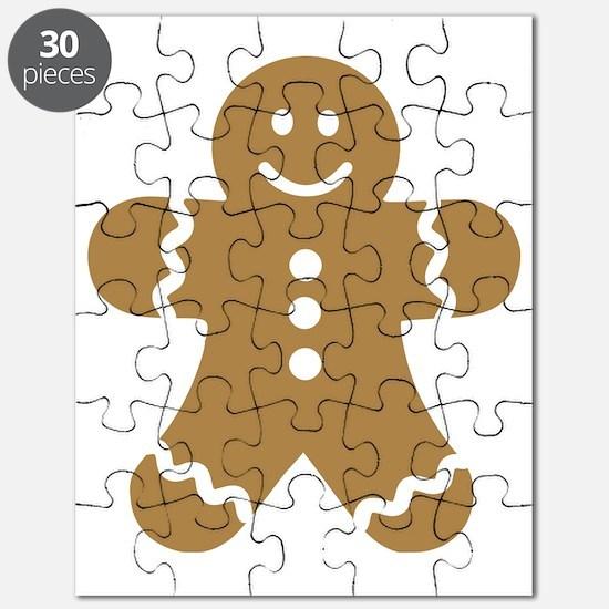 Lebkuchen man Puzzle