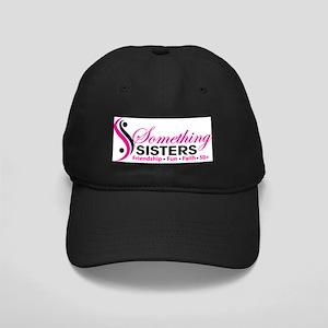 Something Sisters Black Cap