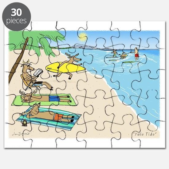 yuletide Puzzle