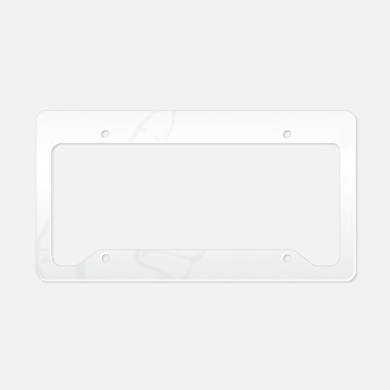 handgun1 License Plate Holder