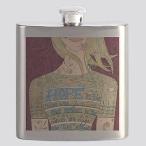 Song of Hope Flask