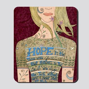 Song of Hope Mousepad