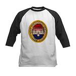 USS NEWPORT NEWS Kids Baseball Jersey