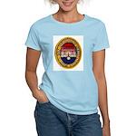 USS NEWPORT NEWS Women's Light T-Shirt