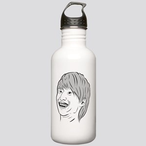Creeper Stainless Water Bottle 1.0L