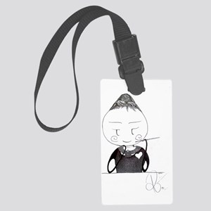 audrey Large Luggage Tag